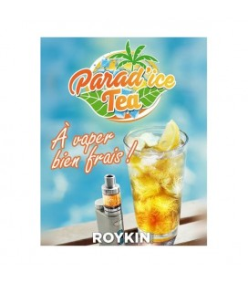 Poster roykin parad'ice tea peach