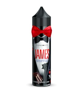 Flacon E Liquide PAB James de Swoke
