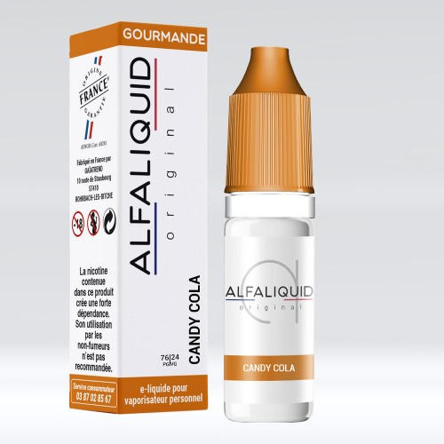 E Liquide Candy Cola Alfaliquid