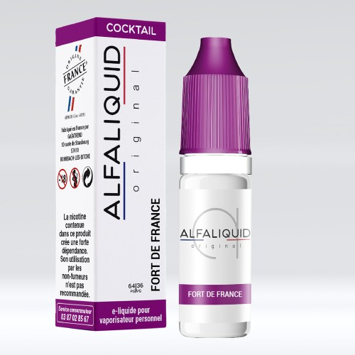 E Liquide Fort de France Alfaliquid