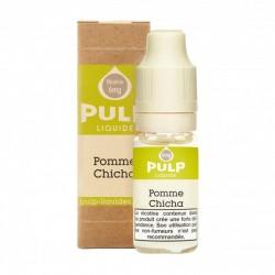 Flacon E Liquide 10ml Pomme Chicha par Pulp