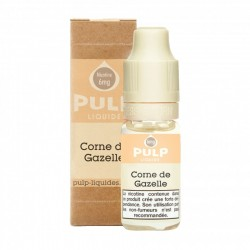 Flacon E Liquide 10ml Corne de Gazelle par Pulp