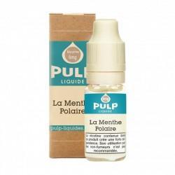 Flacon E Liquide 10ml Menthe Polaire par Pulp