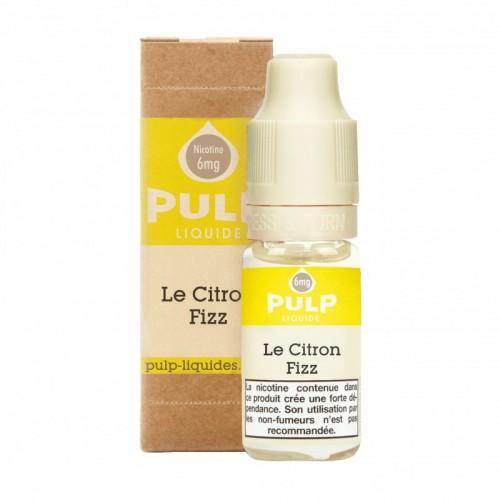 Flacon E Liquide 10ml Citron Fizz par Pulp