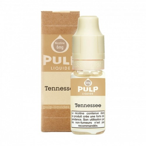 Flacon E Liquide 10ml Tennessee par Pulp