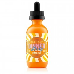 Flacon E Liquide PAB Orange Tart de Dinner Lady