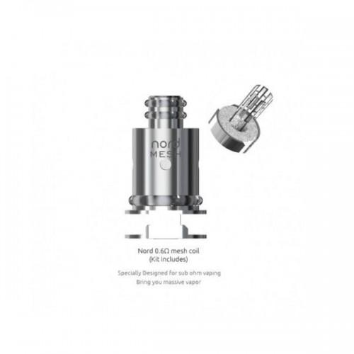 Coil 0.6 ohm - Résistance de Remplacement Kit Nord de Smok