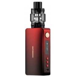 Cigarette Électronique du Kit Gen 220W par Vaporesso rouge