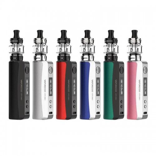 Kit GTX One 40w de la marque Vaporesso en divers coloris