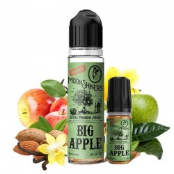 E Liquide Big Apple Moonshiners le french liquide en 50ml