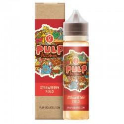 Flacon E Liquide Prêt à Booster Strawberry Field de Fat Juice Factory par PULP